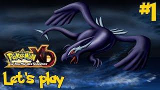 Pokémon XD: Le Souffle des Ténèbres - épisode 1