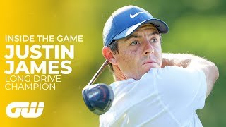 Justin James: Could Rory McIlroy Keep Up at a Long Drive Contest? | Golfing World