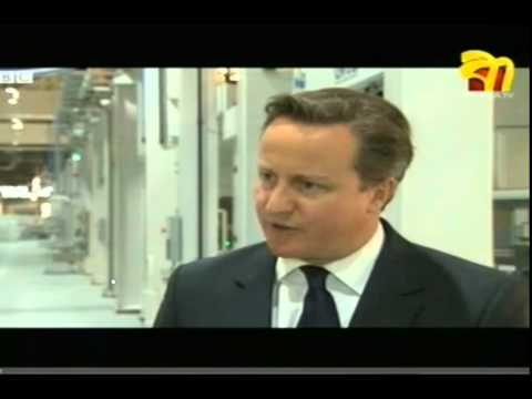 British voters, not Barroso, are my boss over EU immigration - PM