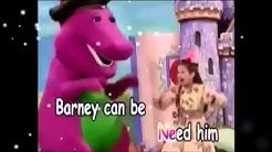 barney theme song backwards - Free Music Download
