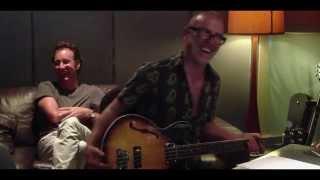 Tarmac Adam studio diary – Nick Seymour recording bass parts