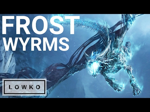 Warcraft 3: FROST WYRMS! (Undead Campaign)