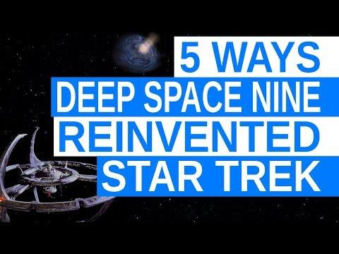 5 Ways Deep Space Nine Reinvented Star Trek