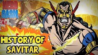 Who is Savitar? | History of Savitar The God of Speed | The Flash Season 3 (The Flash vs Savitar)