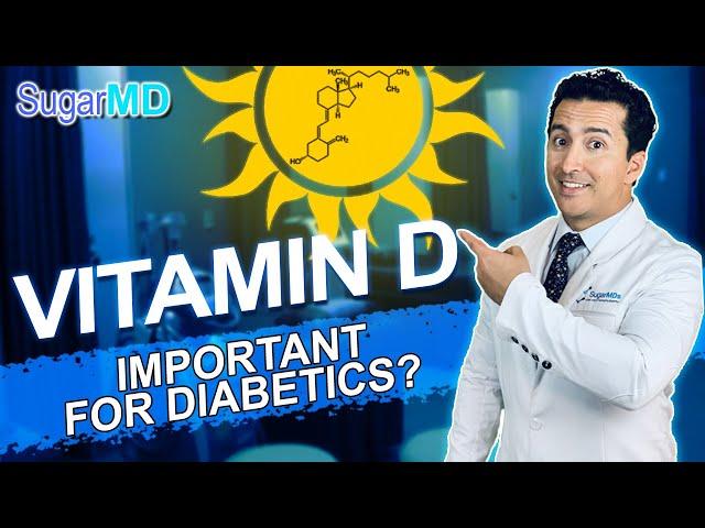 Vitamin D Deficiency: Signs, Symptoms for Diabetics, Benefits of Vit D!