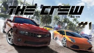 The Crew BETA #1 Missions et direction New York (Volant G27)
