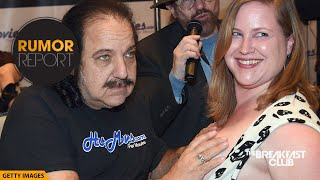 Ron Jeremy Charged With 3 Counts Rape & A Sexual Assault