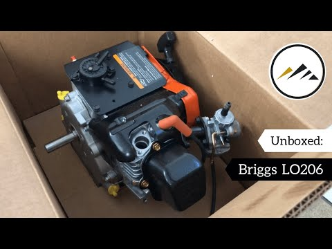 Unboxing a Briggs