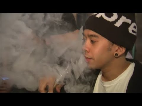 Health dept warns against vaping-related lung diseases thumbnail