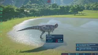 Jurassic World Evolution Прохождение #2 Животных все больше и больше !!!