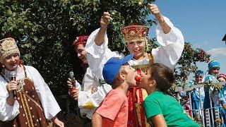 Пресс-конференция о музейно-фольклорном празднике «Яблочный Спас в селе Красновидово»