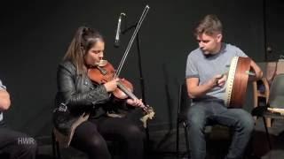 Teacher's recital: Cormac Byrne with Áine McGeeney, Craiceann Bodhrán Festival 2016