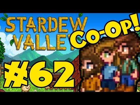 STARDEW VALLEY: Co-Op Multiplayer! - Episode 62