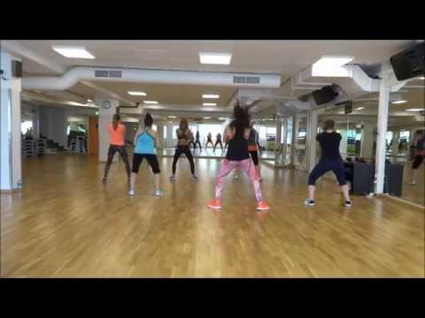 Fitness24seven Zumba Flashmob Learn Choreography Youtube