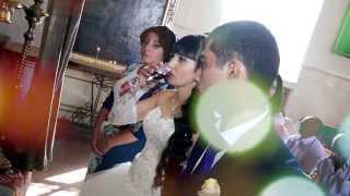 Армянская свадьба Мкртыч&Ася  Армавир 13 Сентября 2014год