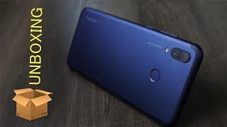 Honor Play Unboxing (India unboxing), first impression, features in Hindi