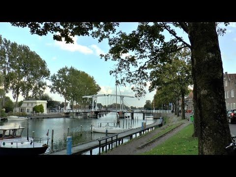 Two little towns near Amsterdam