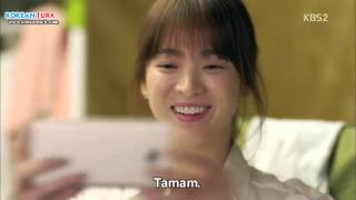 Türkçe Altyazılı Descendants Of The Sun Yoo Shi Jin
