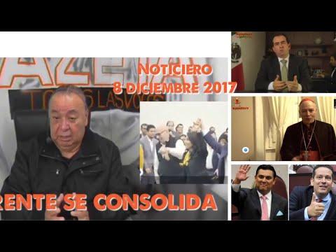 8 Diciembre 2017 #NOTICIERO #BUENOSDIASVERACRUZ #LAGAZETATV #XALAPA #VERACRUZ #cdmx
