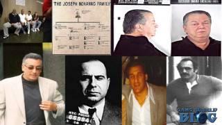 The Bonanno Crime Family Mafia History (New York City)