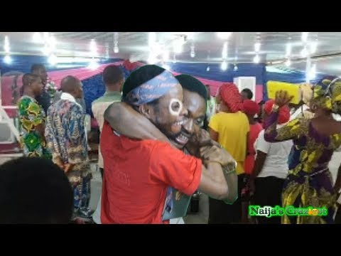 Download Anointing Fails As Pastor And Madman Trade Punches During Deliverance