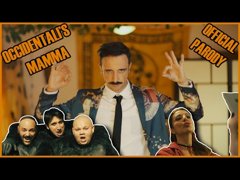 Thumbnail: Occidentali's Karma (PARODY) Occidentali's MAMMA