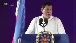 Duterte: Kung inosente si Mayor Mabilog, bakit siya natatakot?