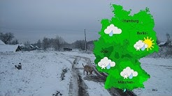 Wetter: Sturmtief BIANCA bringt turbulentes Wetter (26.02.2020)