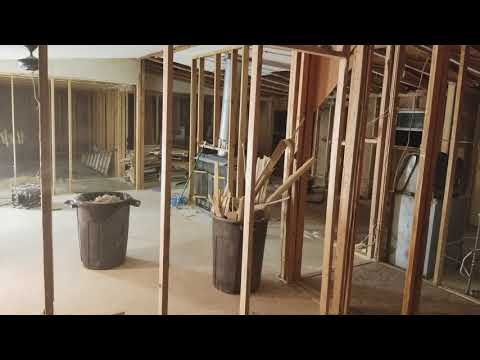Week 2 of Demolition - Double Wide Renovation