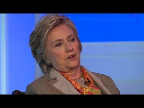 Clinton blames Comey, Russia for election loss