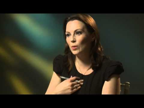 Louise Hulland, ITN Interview with John Travolta and Oliver Stone