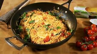 Marco Pierre White recipe for Spaghetti Sorrentina