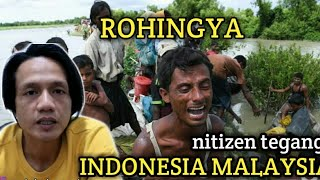 PARAH KARNANYA NITIZEN INDONESIA MALAYSIA TEGANG
