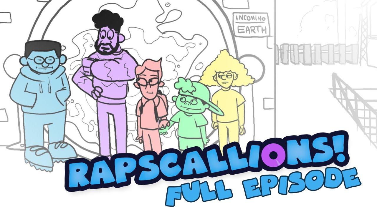 Download RAPSCALLIONS! (Full Pilot Animatic)