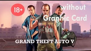 How to play gta 5 gta 4 fifa 17 on low end pc(2016) without lag [low end gamer] Must Watch.