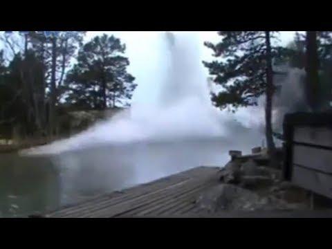 видео: Что будет если молния ударит в реку