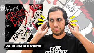 Green Day - Father Of All...   Album Review