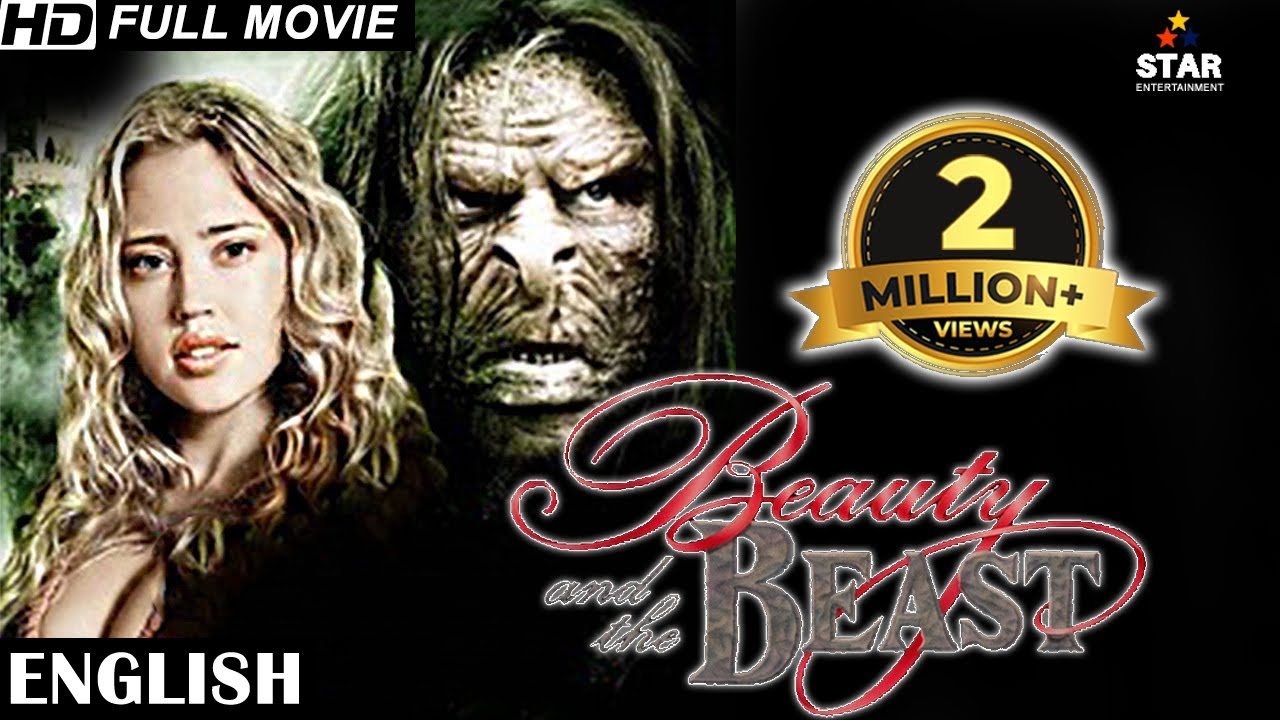 BEAUTY AND THE BEAST - English Movies 2018 Full Movie | Hollywood Movies 2018 | New Moves 2018