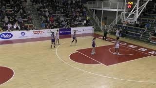 MBK Ružomberok - YOUNG ANGELS Košice
