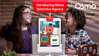 Introducing Osmo Detective Agency