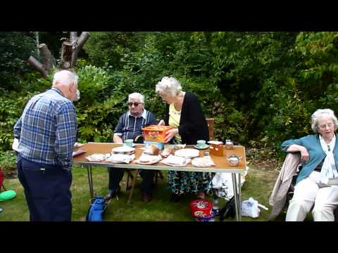 North Notts Lions at the Walkeringham Church Fayre