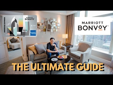 Marriott Bonvoy Updates: New Cards, FAQ, Elite Status