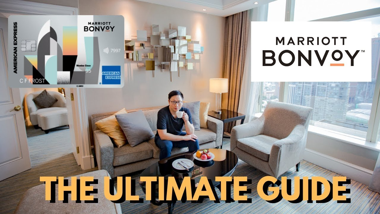 The Ultimate Guide to Marriott Bonvoy: New Cards, Comparing