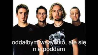 Nickelback Far Away PL