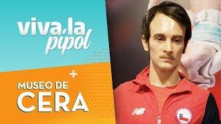 Willy Sabor visitó el museo de cera de Las Condes - Viva La Pipol