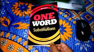 One word substitution | Arihant | one word substitution for SSC CGL and Bank Exams