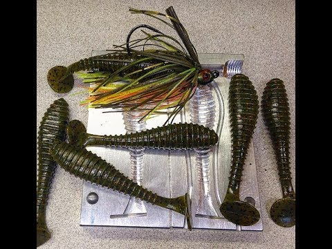 Making The Ripper Swimbaits - Do It Molds - That Guy Skimpy