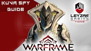 Warframe (Guide) - Kuva Fortress Spy Mission Pago Fast & Easy (Loki Gameplay)