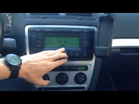 Skoda swing aux input  ipod cable, MDI interface, aux in, or