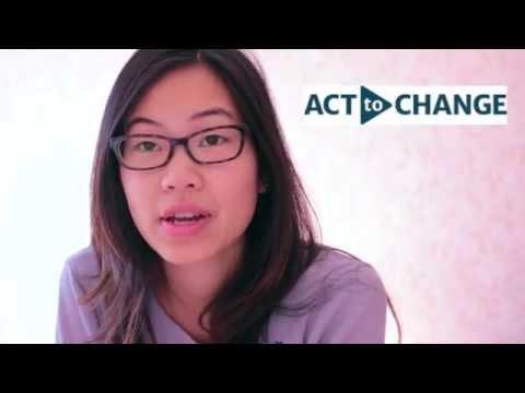Were you bullied? #ActtoChange